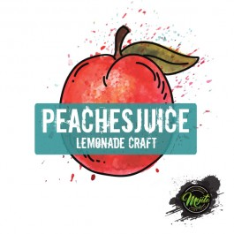 Peaches Juice 50ml Mojito Juice
