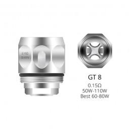 Pack de 5 résistances GT8 pour NRG Vaporesso