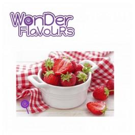 Fresh Strawberries 10ml Wonder Flavours (boite de 3 flacons)