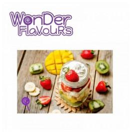 Fruits and Cream 10ml Wonder Flavours (boite de 3 flacons)
