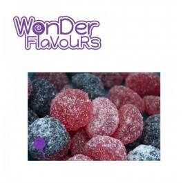 Sour Blue Raspberry Candy 10ml Wonder Flavours (boite de 3 flacons)