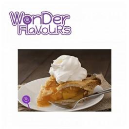 Peach Pie and Cream 10ml Wonder Flavours (boite de 3 flacons)