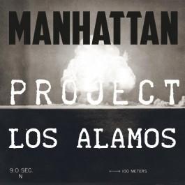 Concentré Los Alamos 10ml Manhattan Project (5 pièces)