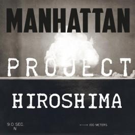 Concentré Hiroshima 10ml Manhattan Project (5 pièces)