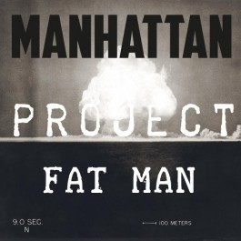 Concentré Fat Man 10ml Manhattan Project (5 pièces)