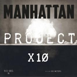 Concentré X10 10ml Manhattan Project (5 pièces)