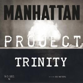 Concentré Trinity 10ml Manhattan Project (5 pièces)