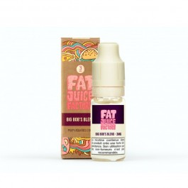 Big Bob's Blend 10ml Fat Juice Factory by Pulp (10 pièces)