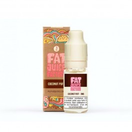 Coconut Puff 10ml Fat Juice Factory by Pulp (10 pièces)