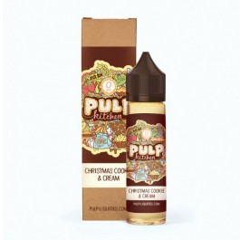 Christmas Cookie & Cream 50ml Pulp Kitchen by Pulp