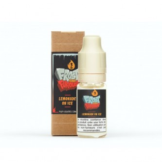 Lemonade On Ice 10ml Frost & Furious by Pulp (10 pièces)