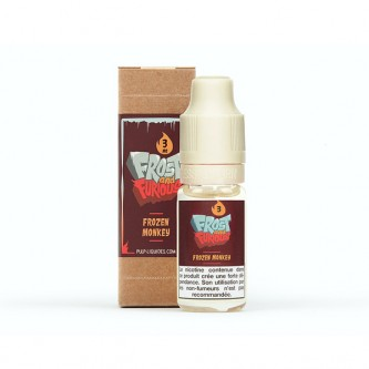 Frozen Monkey 10ml Frost & Furious by Pulp (10 pièces)