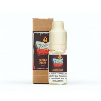 Cherry Frost 10ml Frost & Furious by Pulp (10 pièces)