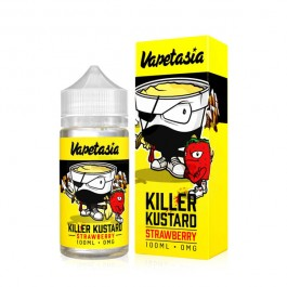 Strawberry Killer Kustard 100ml Vapetasia