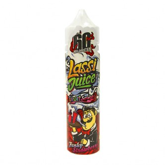 Funky Strawberry 60ml Lassi Juice
