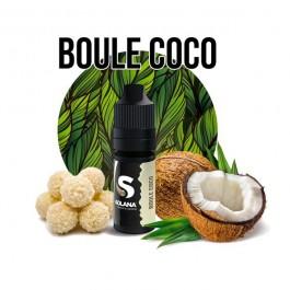 Concentré Boule Coco 10ml Solana (10 pièces)