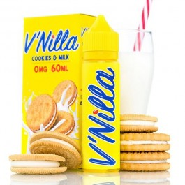 Nilla Vapers Cookie & Milk 50ml Tinted Brew