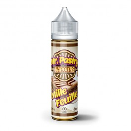 Mille Feuille 60ml Mr Pastry Vapours