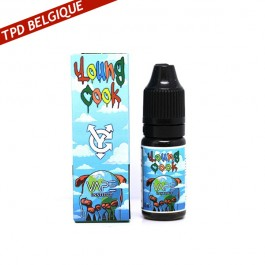 Young Cook 10ml Vape Institut (5 pièces)