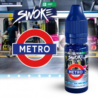 Metro 10ml Swoke (10 pièces)