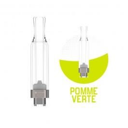 Clearomiseur AXS avec recharge Pomme Verte Alfatech (3 pièces)