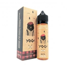 Strawberry 60ml Yogi