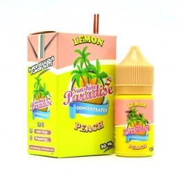 Concentré Peach Lemon 30ml Sunshine Paradise (5 pièces)