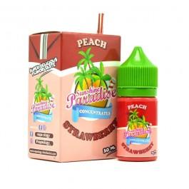 Concentré Peach Strawberry 30ml Sunshine Paradise (5 pièces)