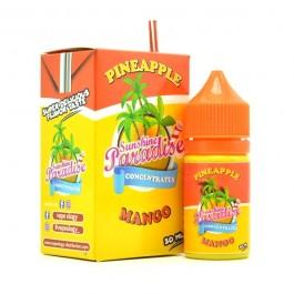 Concentré Mango Pineapple 30ml Sunshine Paradise (5 pièces)