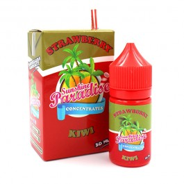 Concentré Strawberry Kiwi 30ml Sunshine Paradise (5 pièces)