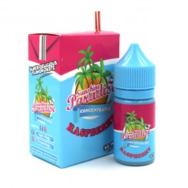 Concentré Raspberry 30ml Sunshine Paradise (5 pièces)
