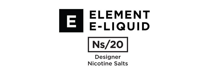 Element E-liquid - Nic Salts