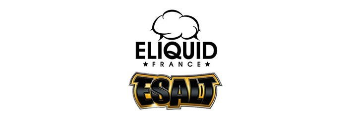 Eliquid France - Esalts