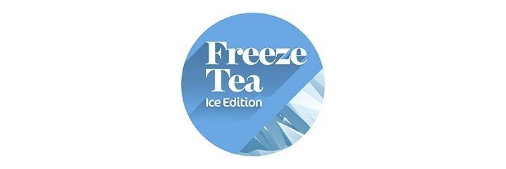 Freeze Tea Ice